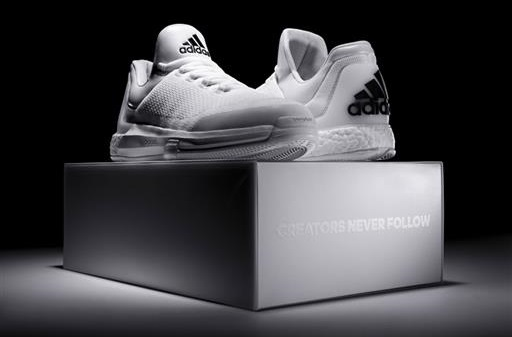 adidas Crazylight Boost Triple White