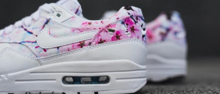 air max w kwiaty na kwiatowo