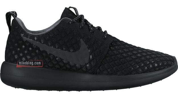 Nike Roshe Two Flyknit czarne
