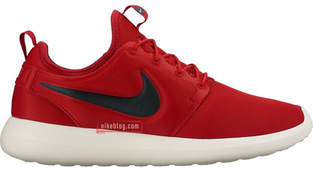 Nike Roshe Two czerwone