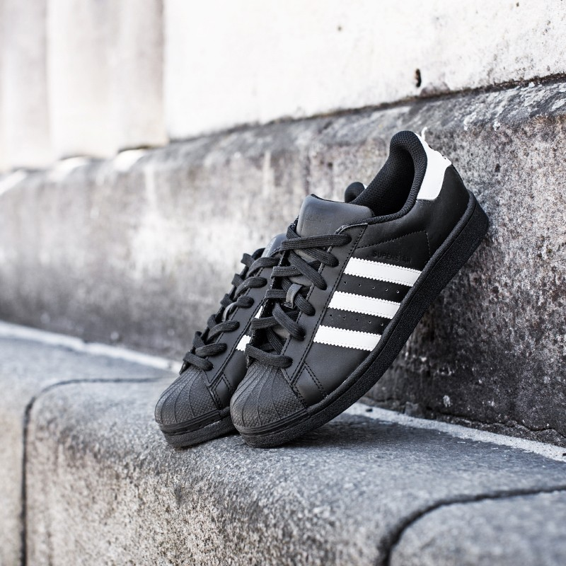 adidas Superstar czarne