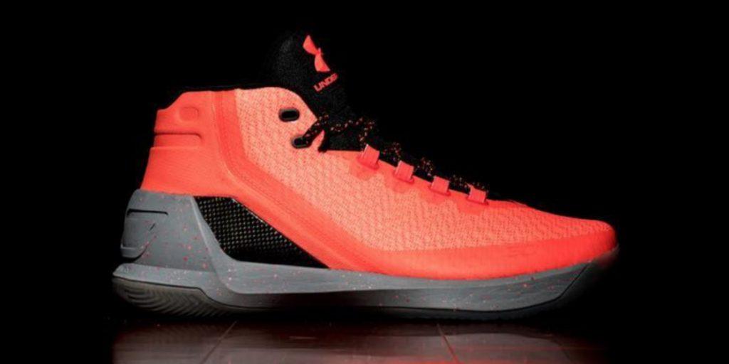 Dlaczego warto kupić buty Under Armour Curry 3?