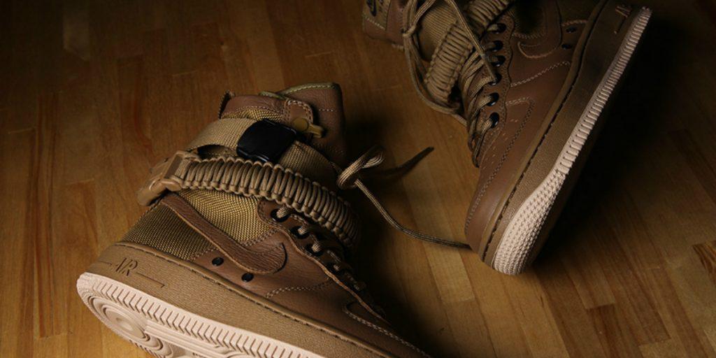 """Nike SF AF-1 """"Golden Beige"""""""