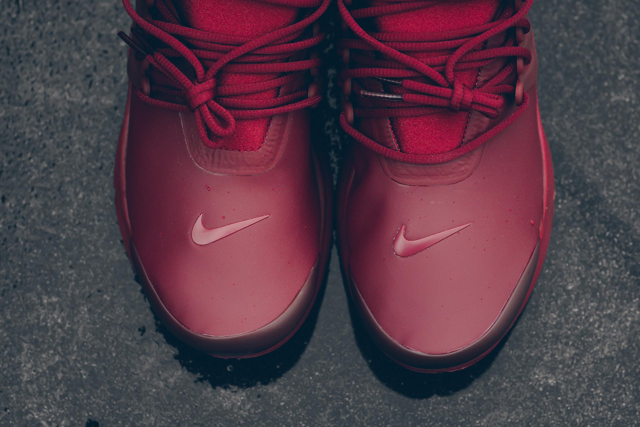 "Nike Air Presto Low Utility ""Team Red"" | Fajne Buty"
