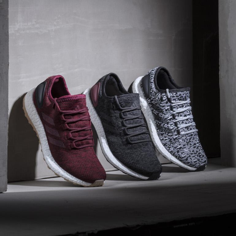Najlepsze miejsce sklep z wyprzedażami sprzedaż usa online Adidas Pure Boost 2017 - ideał butów do biegania? | Fajne Buty