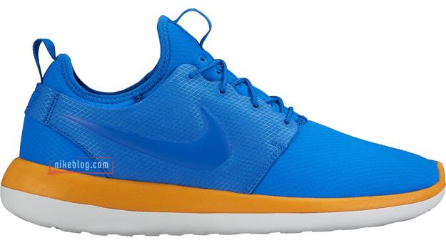 Nike Roshe Two SE niebieskie