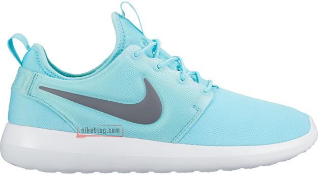 Nike Roshe Two błękitne