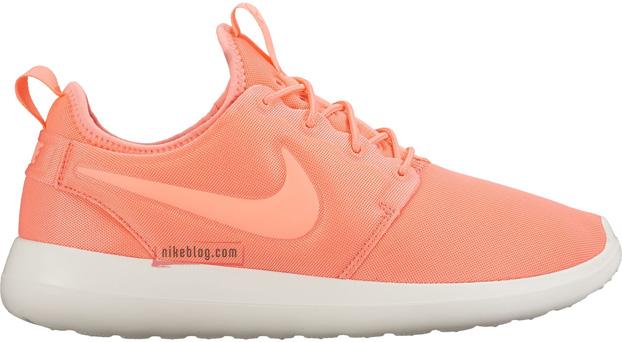 Nike Roshe Two pomarańczowe