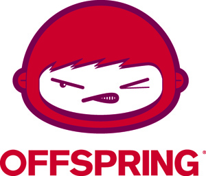 Logo butiku Offspring