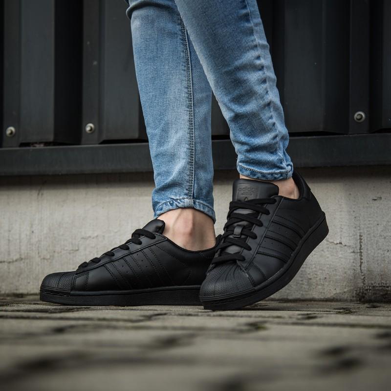 adidas Superstar czarne